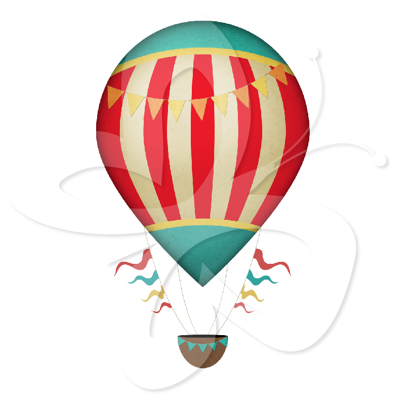 801x800 Wallpaper Clipart Hot Air Balloon