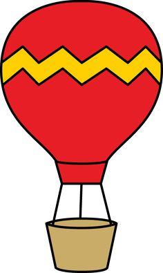 236x395 Black And White Polka Dot Hot Air Balloon Dr.seuss Crafts