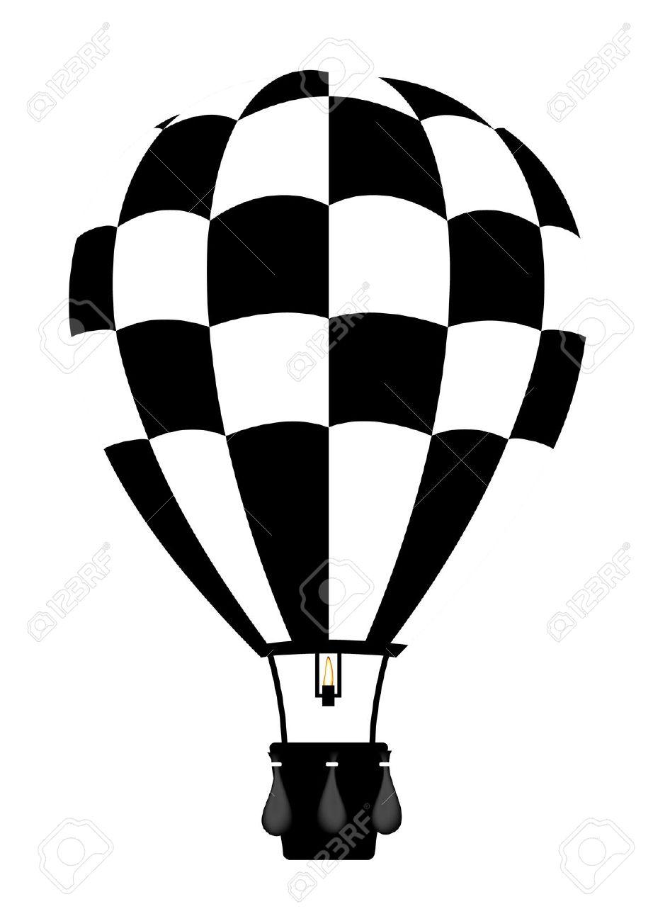 922x1300 Clip Art Hot Air Balloon Clip Art Black And White