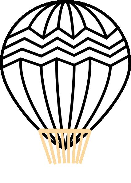 426x596 Hot Air Balloon Clip Art