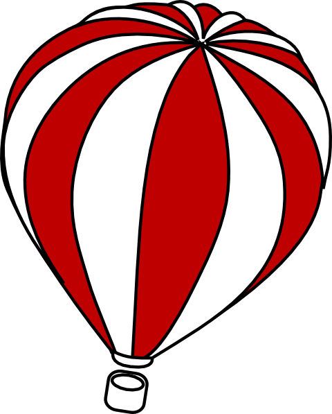 480x597 Hot Air Balloon Black And White Similiar Heart Hot Air Balloon