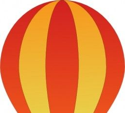257x233 Hot Air Balloon Clip Art Free Vectors Ui Download
