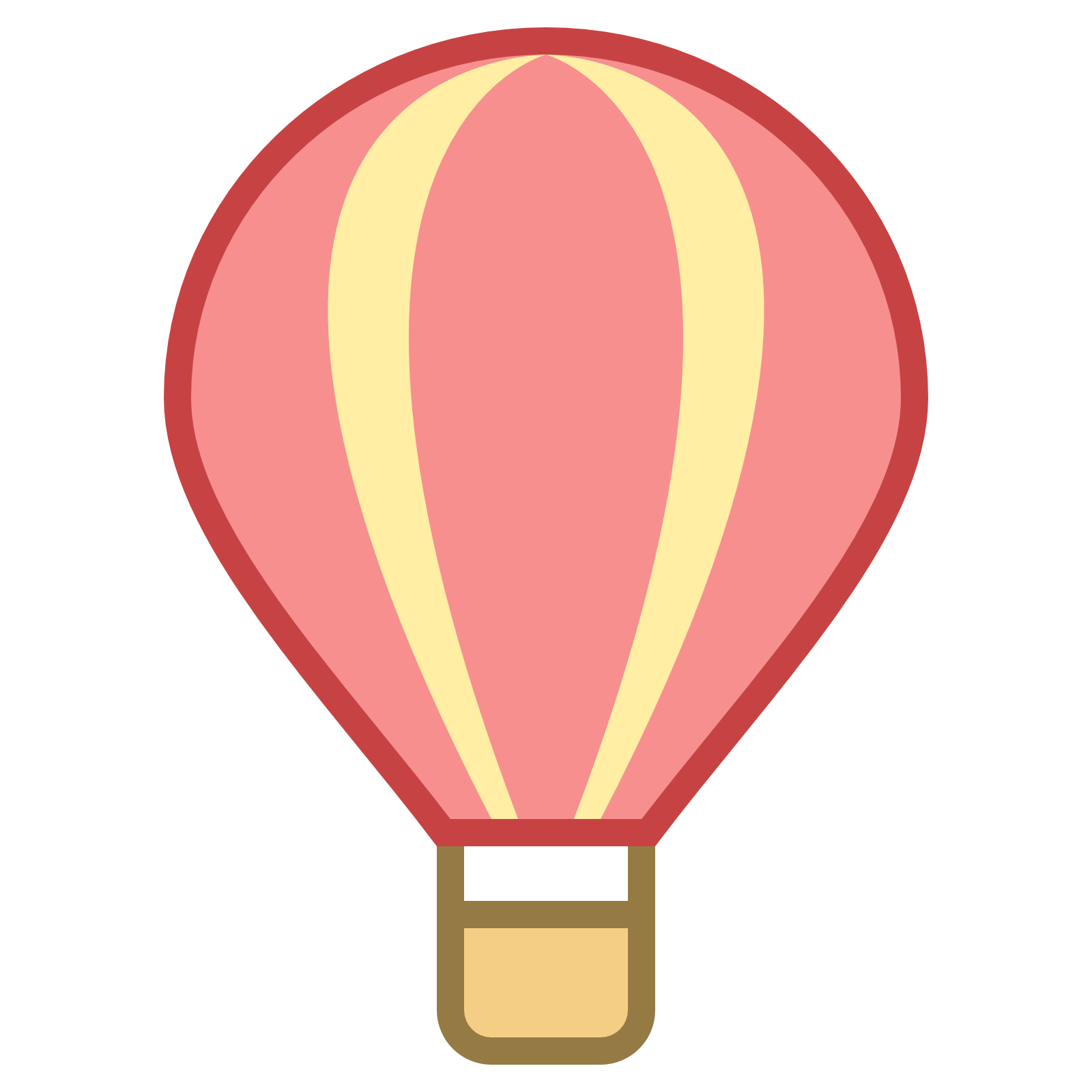 1600x1600 Hot Air Balloon Clipart Air Vehicle