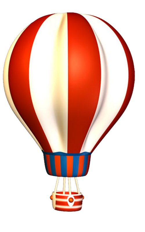 500x800 Hot Air Balloon Clipart Public Transport