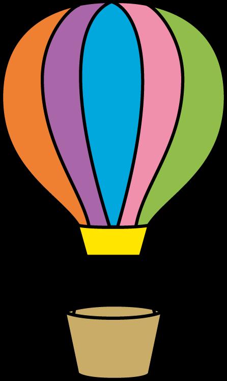 446x747 Hot Air Balloon