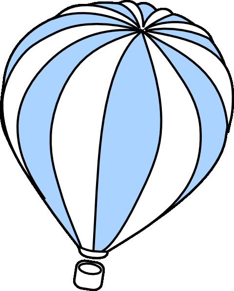480x597 Hot Air Balloon Clipart Sketch