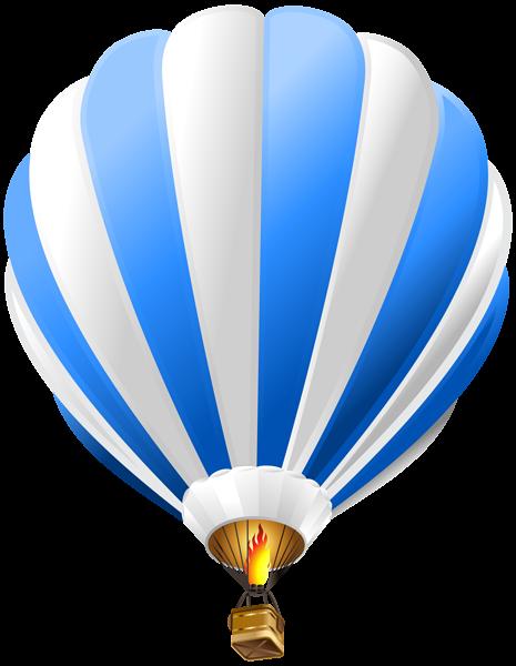465x600 Hot Air Balloon Blue Transparent Png Clip Art Imageu200b Gallery