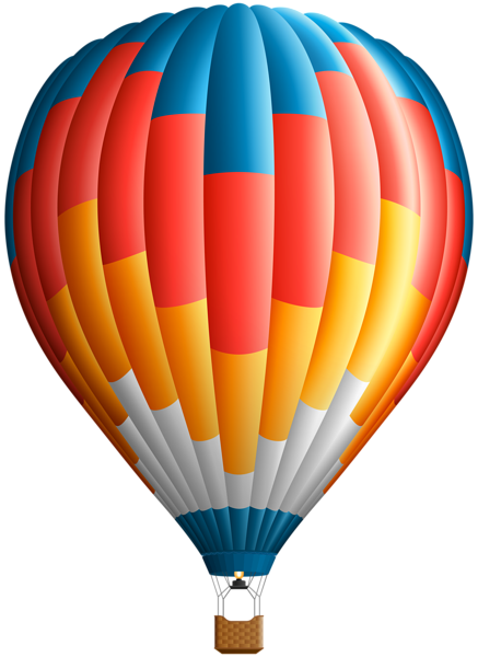 437x600 Hot Air Balloon Png Clip Artu200b Gallery Yopriceville