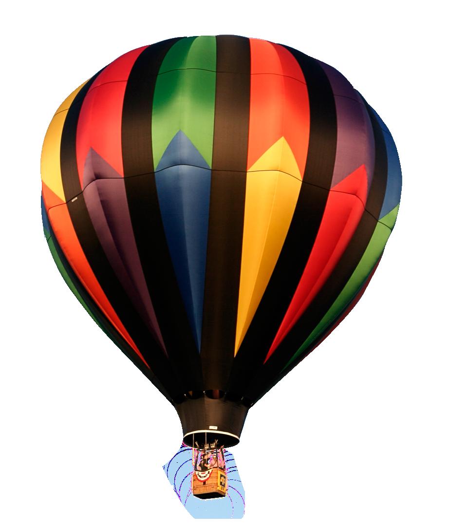922x1092 Hot Air Balloon Png Image