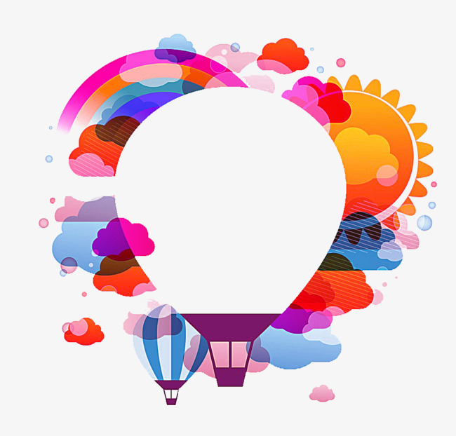 650x622 Hot Air Balloon Png Images Vectors And Psd Files Free Download