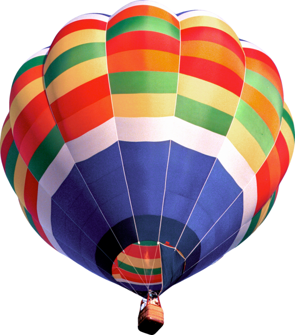 582x662 Air Balloon Png Images Free Download