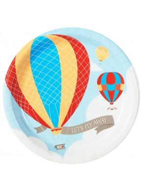 290x390 Hot Air Balloon Theme