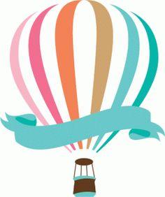 236x282 Hot Air Balloon Clipart Vintage