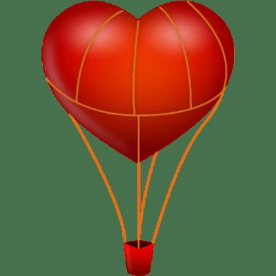 400x400 Vintage Hot Air Balloon Clipart Transparent Png