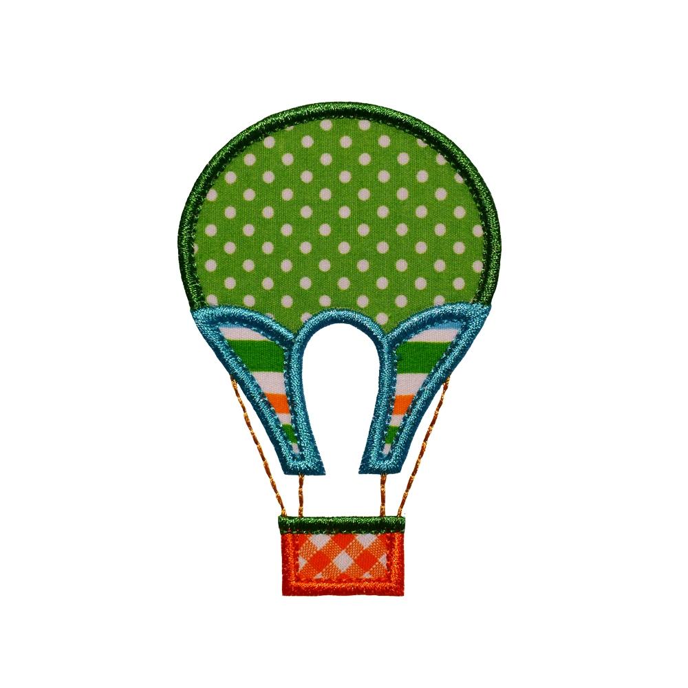 1000x1000 Vintage Hot Air Balloon