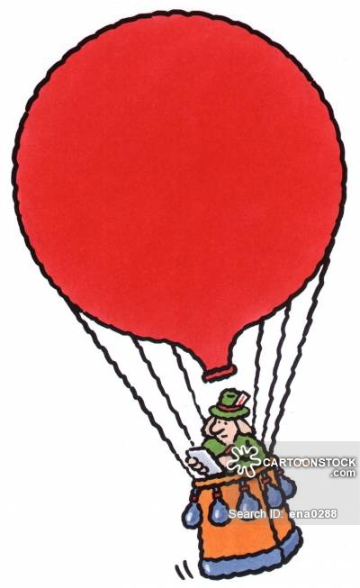 400x653 Air Balloons Cartoons And Comics