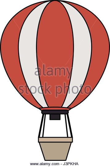 357x540 Cartoon Hot Air Balloon Stock Photos Amp Cartoon Hot Air Balloon