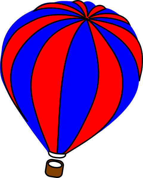 Hot Air Balloons Clipart Free Download Best Hot Air Balloons