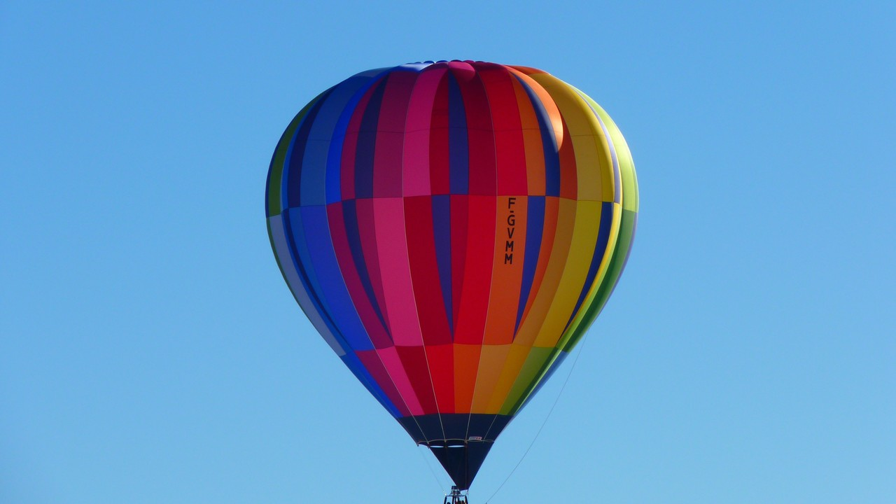 1280x720 Hot Air Ballooning