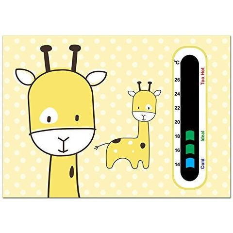 480x480 Baby Room Thermometer Colour Changing