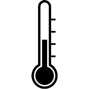 300x300 Thermometer Clipart, Cliparts Of Thermometer Free Download (Wmf