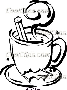 228x308 Cup Of Hot Chocolate Clip Art