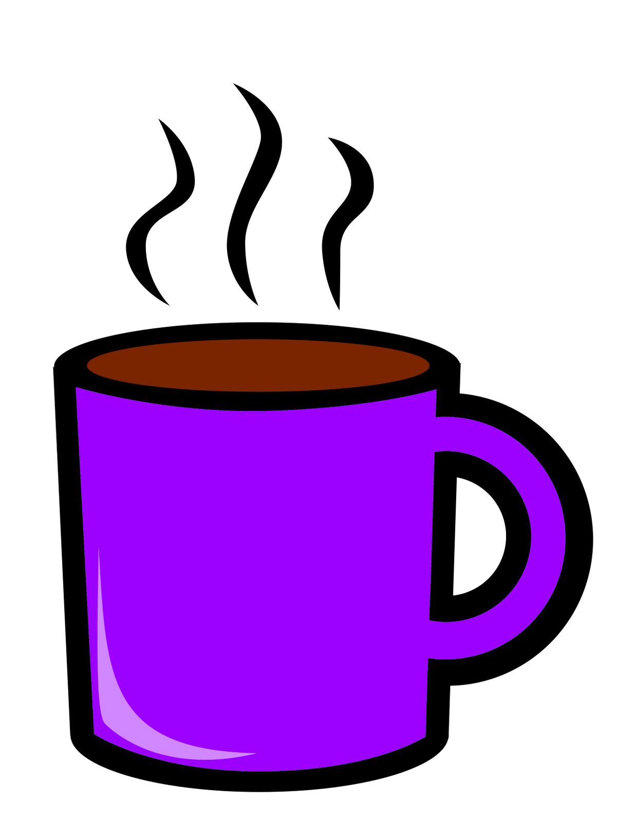 1236x1600 Hot Chocolate Clip Art