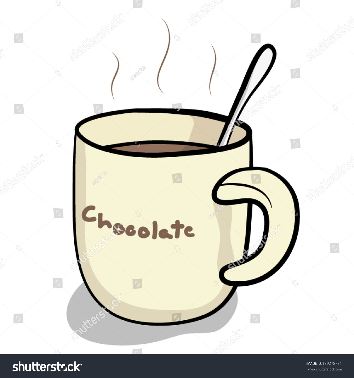 1500x1600 Hot Chocolate Clipart Vector