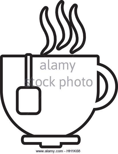 413x540 Hot Chocolate Drawing Stock Photos Amp Hot Chocolate Drawing Stock