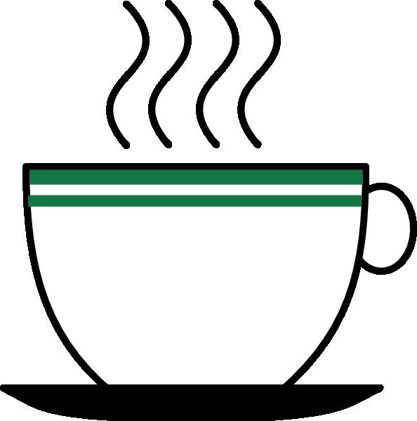 594x599 Hot Beverage Clip Art
