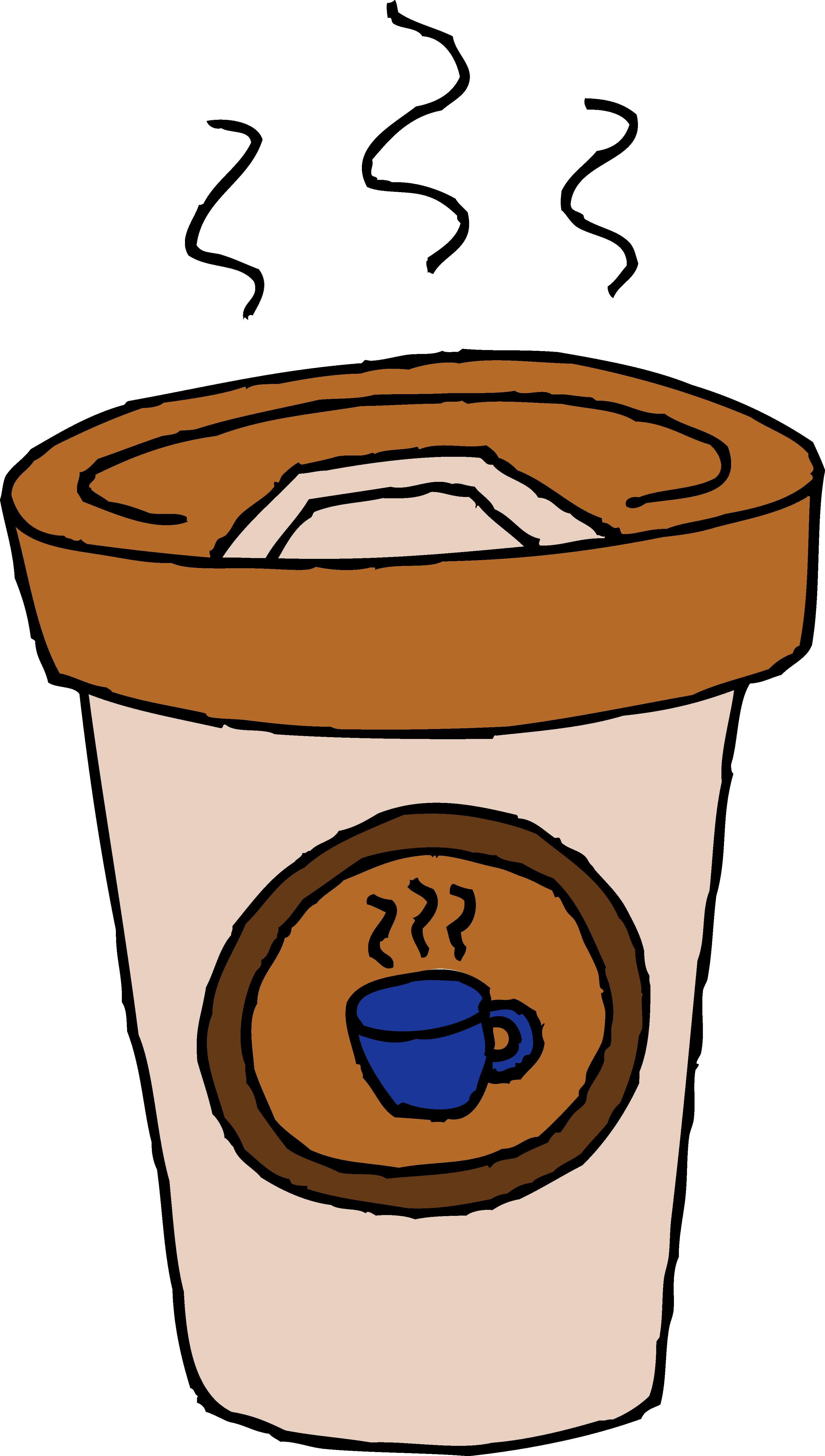 3162x5578 Hot Cafe Latte Clip Art
