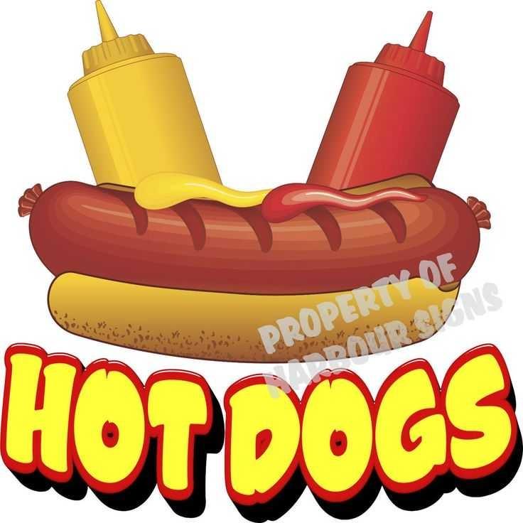 736x736 Hot Dog Stand Clip Art