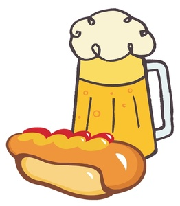 Hot Dog Clipart