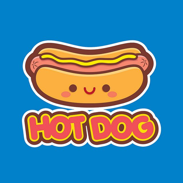 640x640 Hot Dog Clipart Yummy Food
