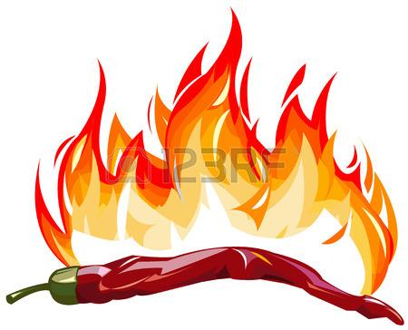 Hot Pepper Clipart