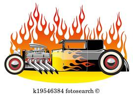 270x194 Hot Rod Clip Art Royalty Free. 1,705 Hot Rod Clipart Vector Eps
