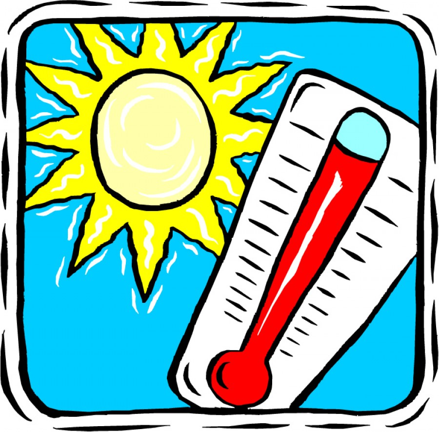 Hot Weather Clipart | Free download best Hot Weather ...