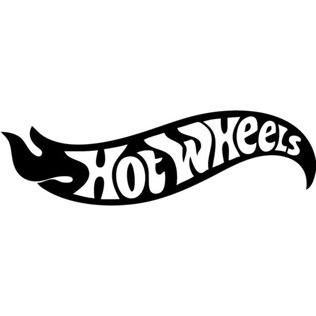 Hot Wheels Logo Clipart