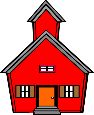 400x488 Old House Clipart Png Cartoon