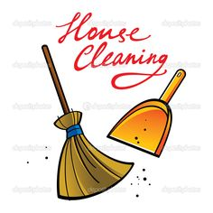 236x236 Funny Cleaning Clipart