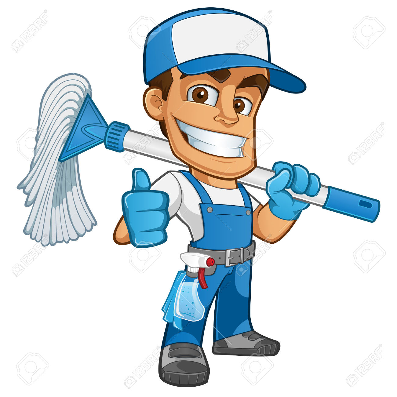 1300x1300 Housecleaning Clipart