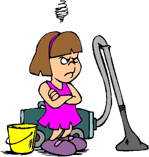 509x536 House Cleaning Clipart
