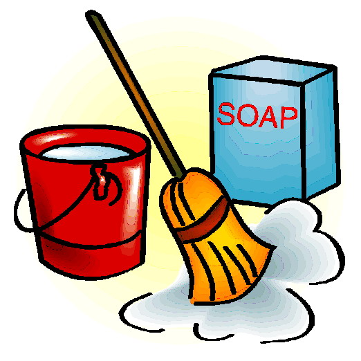 522x522 House Cleaning Services Clipart
