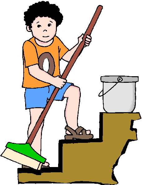 457x597 Cleaning Clean House Clip Art 2 Clipartcow