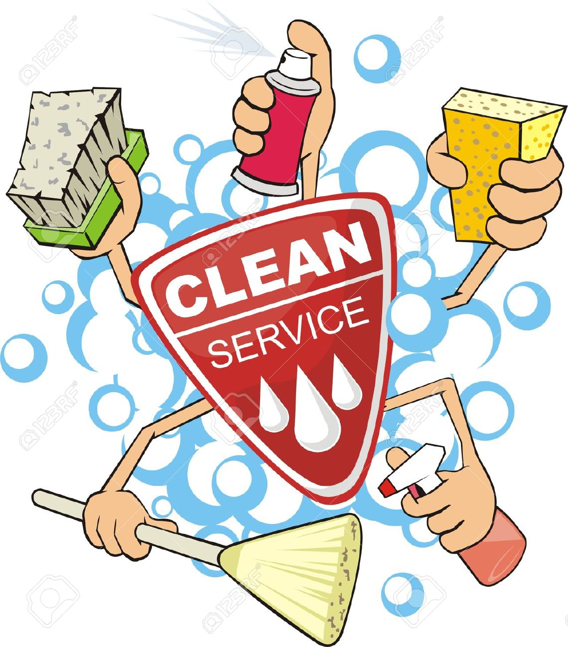 1140x1300 Cleaning Service Clipart