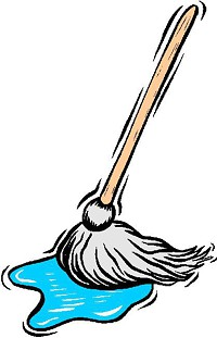 200x311 House Cleaning Pictures Free Clipart