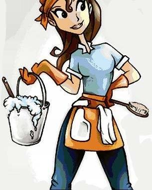305x382 House Cleaning Free Images