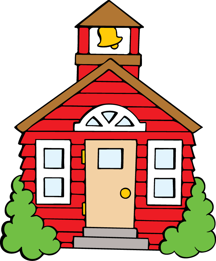 697x843 House Clipart Preschool