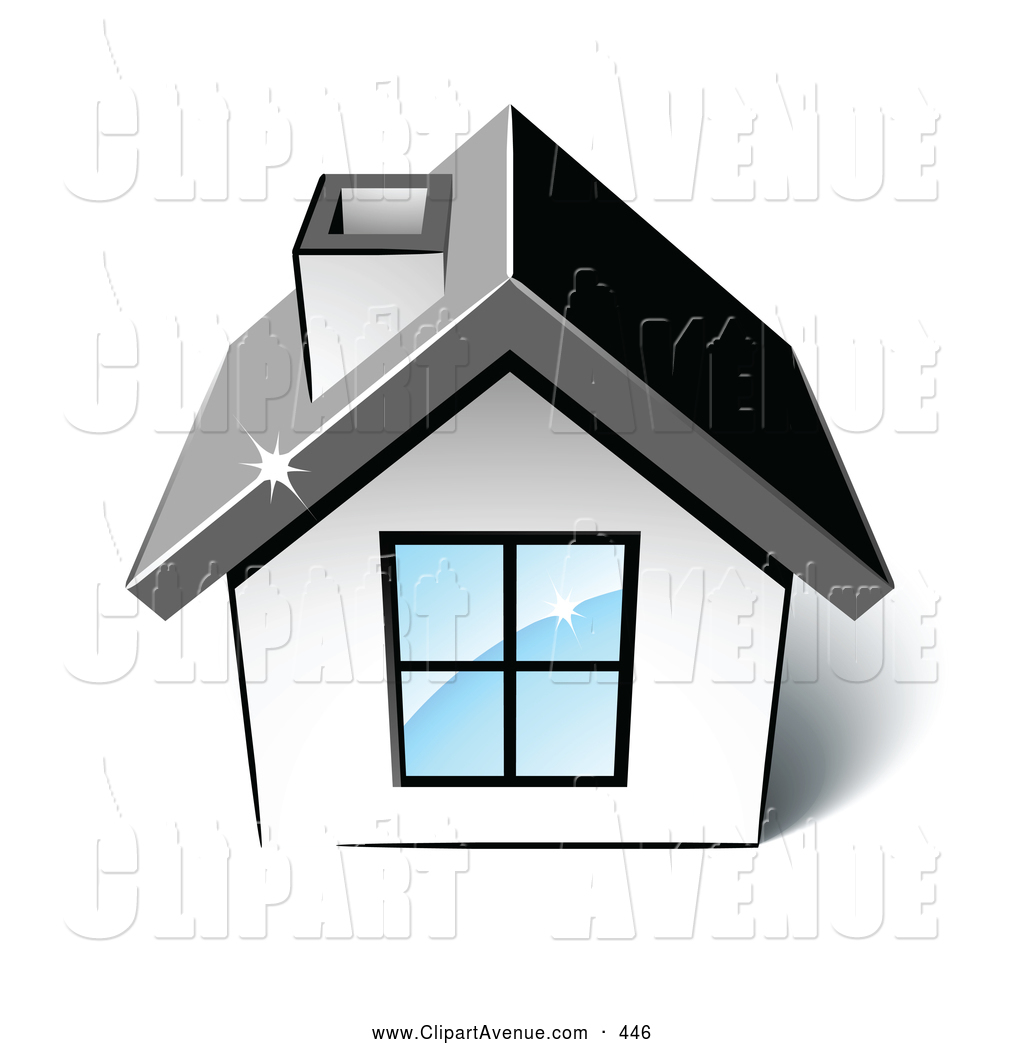 1024x1044 Clip Art Black And White Home Clipart