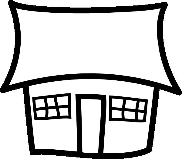 600x526 House Clip Art